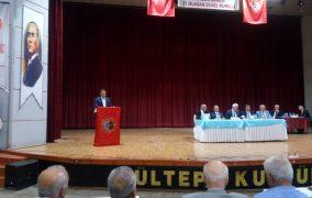 TÜED Kayseri Genel Kurul Faailiyetine Katılım Sağlandı.